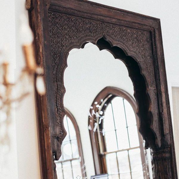 This Manyara Home mirror is nothing short of AMAZING!
