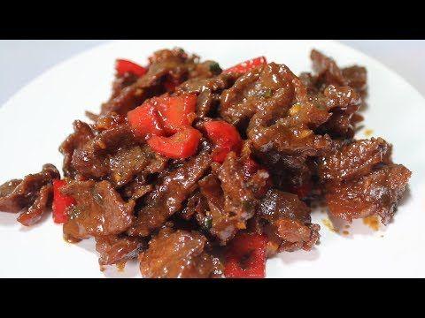 Resep BULGOGI Tanpa Biji Wijen Masakan KOREA - YouTube