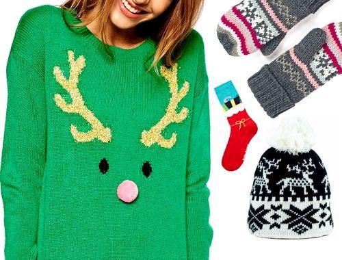 Grudniowy Must Have - świąteczne ubrania/ christmas outfits