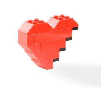 LEGO elegant jewelry   – Lego