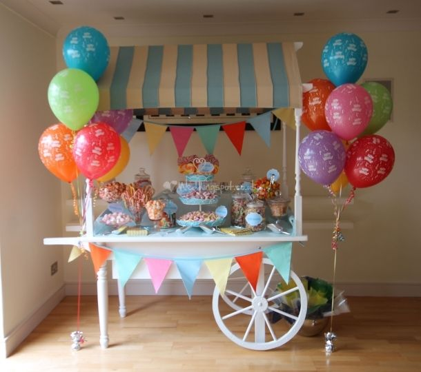 Candy Cart. Having this!
