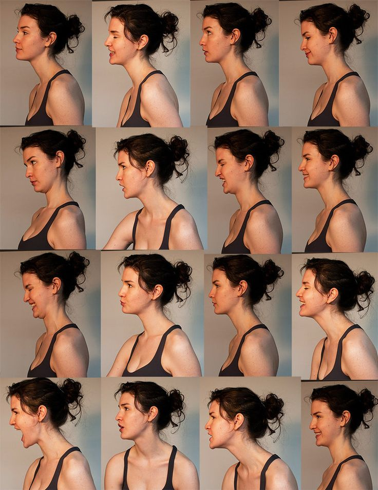 Facial expressions online reference
