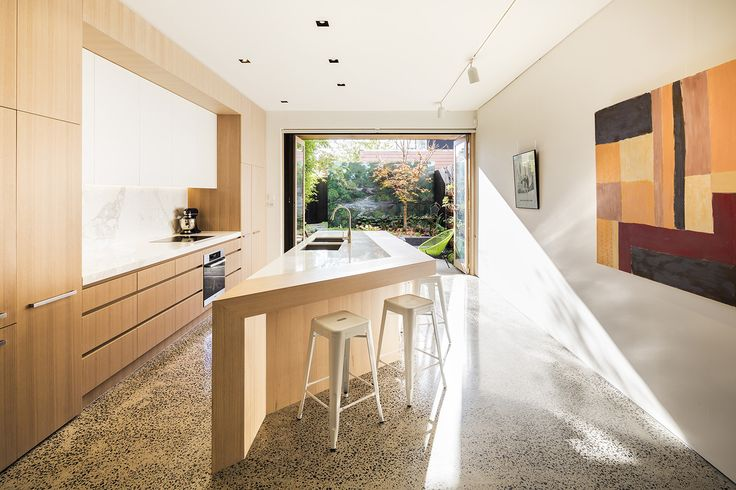 Gallery of South Melbourne House / Mitsuori Architects - 4
