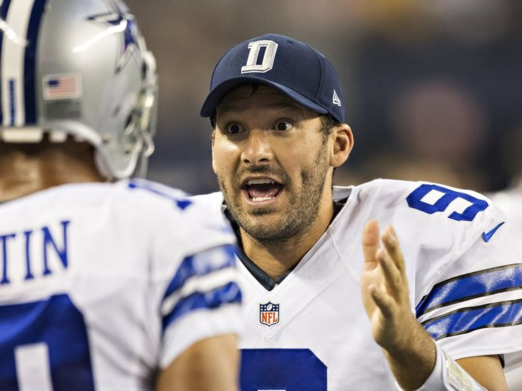 Dallas Cowboys QB Tony Romo out for Season With Injured Back ...