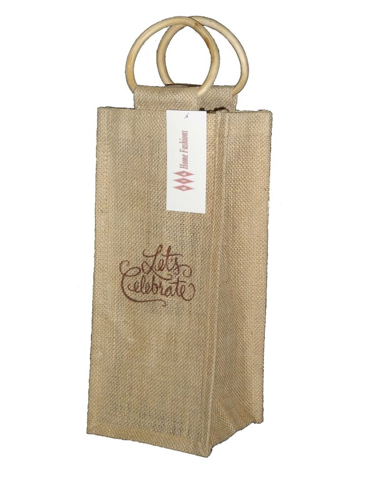 Reusable and Eco-friendly Gift Bag. Perfect for Bridesmaid and Groomsmen gifts. Makes a wonderful gift bag for gifting wine, olive oils, vinegar, and even homemade food gifts. Very versatile gift bag for holiday season ( Christmas, Thanksgiving, and more) and other daily celebrations.