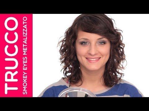 Smokey Eyes Metallizzato | Marta Make up Artist | Video Tutorial di Trucco