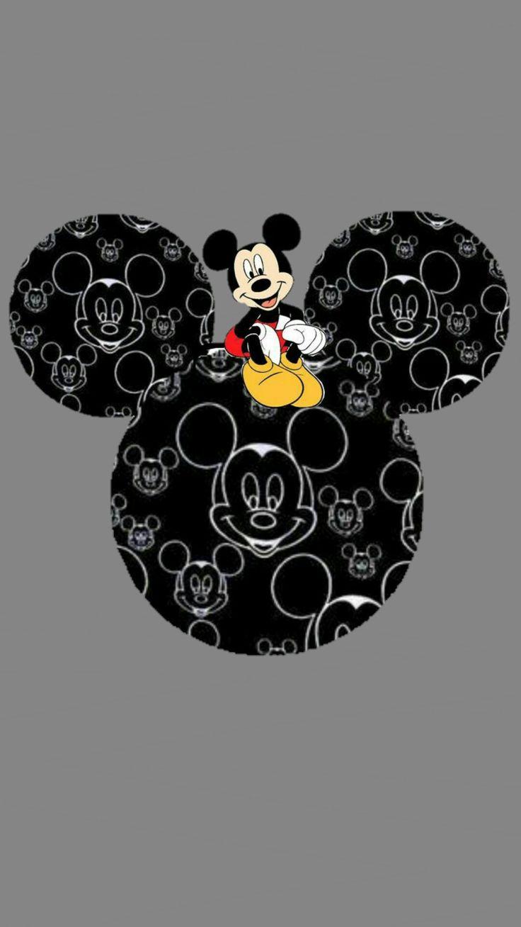 Best 25 mickey mouse wallpaper ideas on pinterest - Mickey mouse phone wallpaper ...