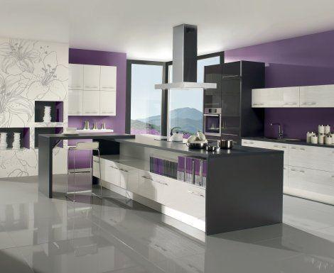 Moderní designová kuchyně Nola. Kuchyně a spotřebiče jedné značky - gorenje. #kuchyně #design #interiér #domov #gorenje