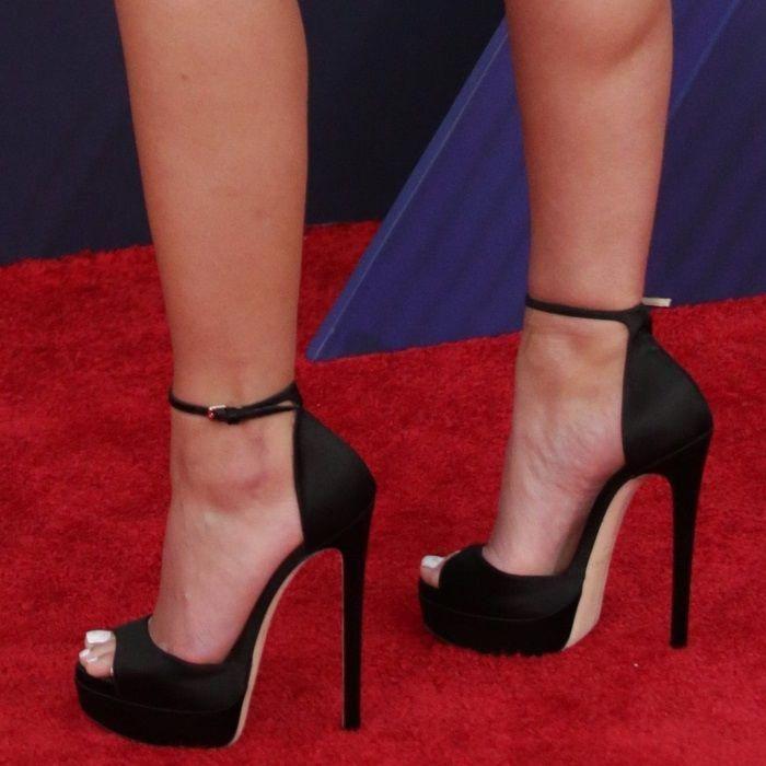 Sandals Choo Doxecbr Halsey's In By Feet Platform Jimmy Black 'max' 7Yf6yvgb