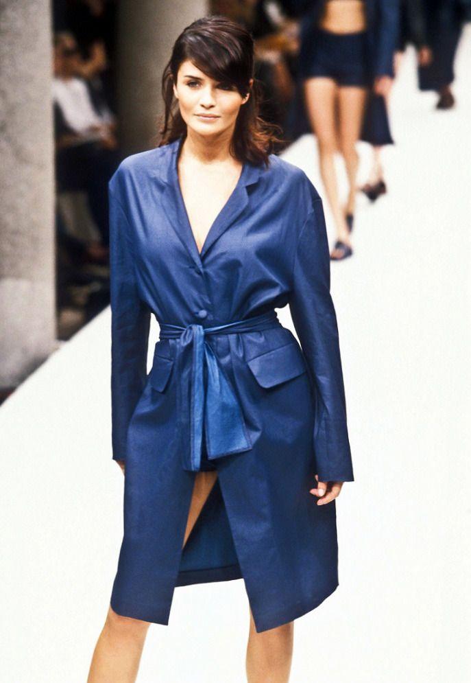 1996 Fendi Furs Fashion Magazine Print Ad: 8312 Best Helena Images On Pinterest