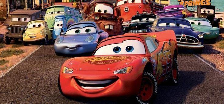 Carros 3 – Disney revela novas artes conceituais e personagem do filme!