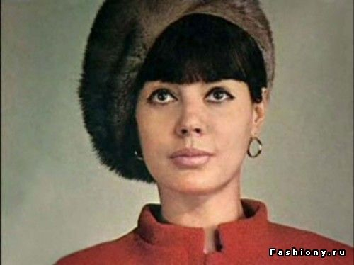 Советская Софи Лорен / регина збарская