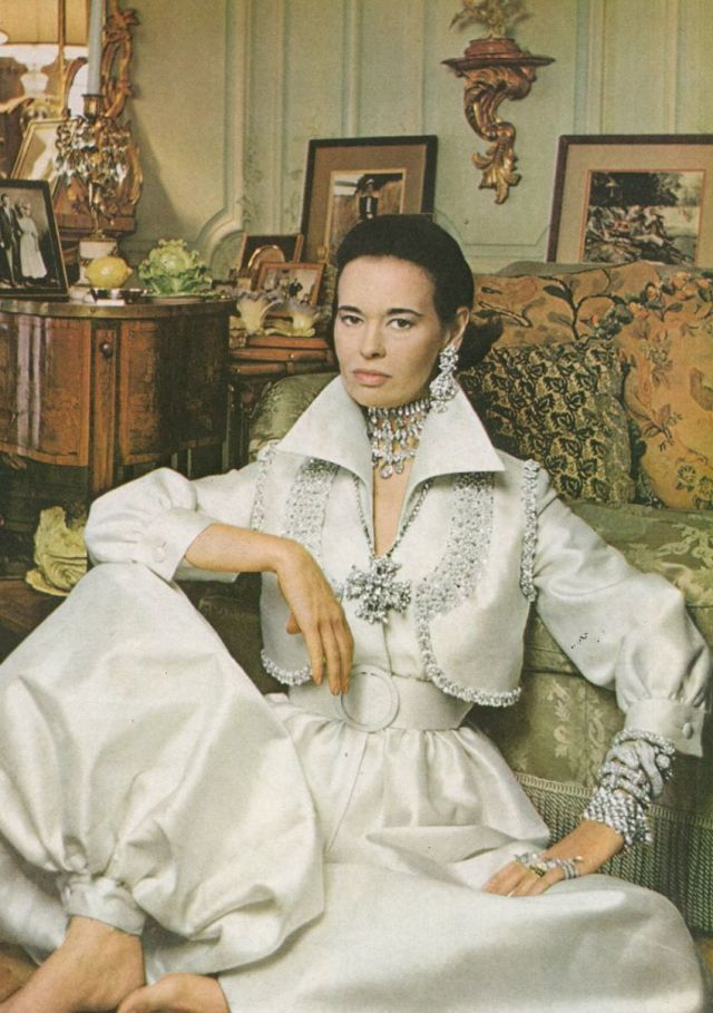7 Great Gloria Vanderbilt Moments from the <i>T&C</i> Archive