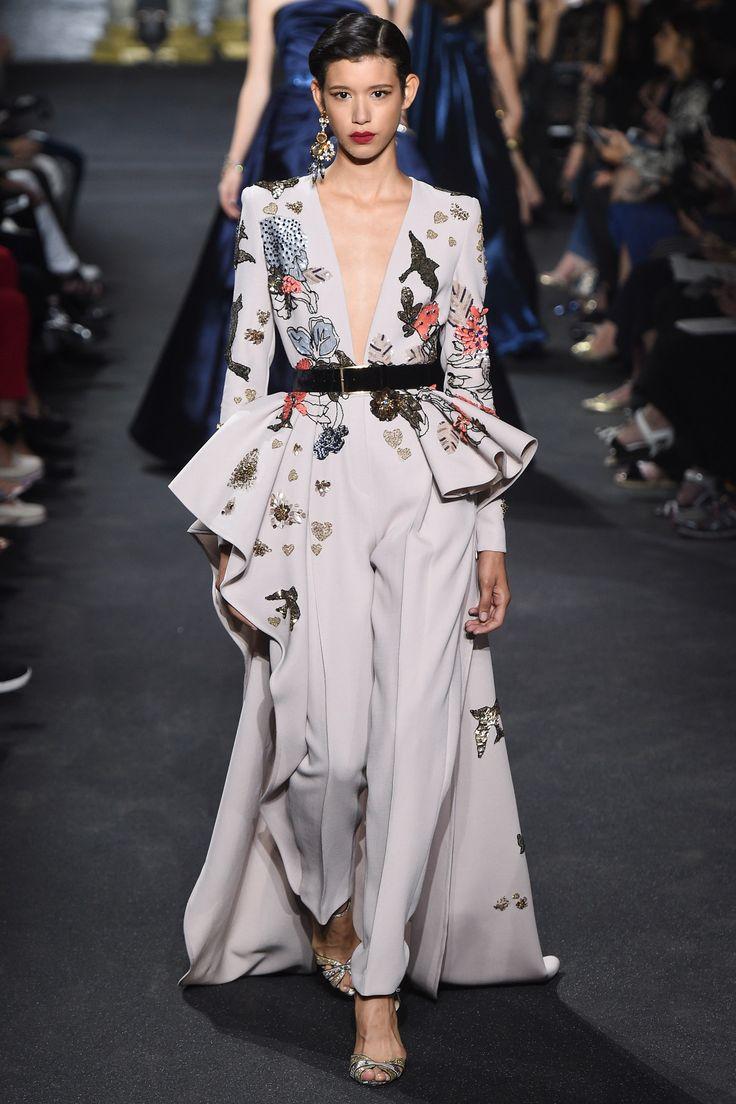 Elie Saab Fall 2016 Couture Fashion Show - Dilone
