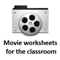Movie Sheets - Teacher Submitted Movie Worksheets for the Classroom