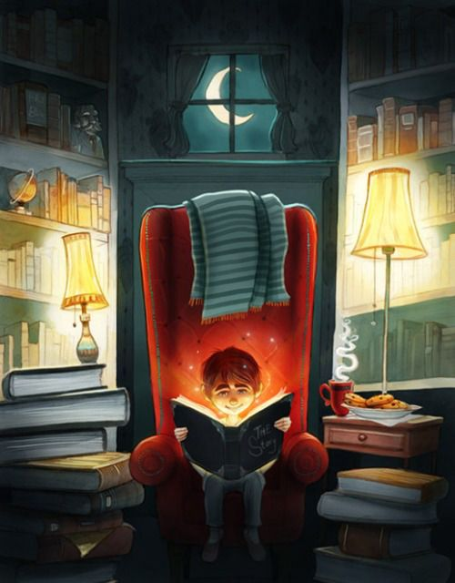 Book is Magic by Nicholas Jackson