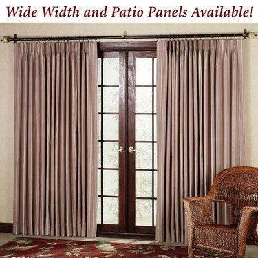 Springfield Stripe Thermal Window Treatment