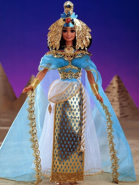 1994 Egyptian Queen by StanleytheBarbieman on Flickr
