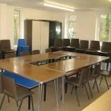 Lordswood community centre's small hall, Southampton, hire it for activities and parties. Contact the centre directly to make enquiries or see the web page.