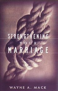 Wayne Mack recognizes the challenges involved in building a strong marriage. He also knows that Scripture provides the method and means for meeting those challenges with growing success. In this volume, Dr. Mack offers a wealth of practical information on marital roles, communication, finances, sex, parenting, and family religion. This valuable counseling aid for pastors can also be used with great benefit by couples on their own.Wayne Macke, Counseling Aid, Challenges Involvement, Strengthening, The Challenges, Strong Marriage, Book, Families, Biblical Counseling