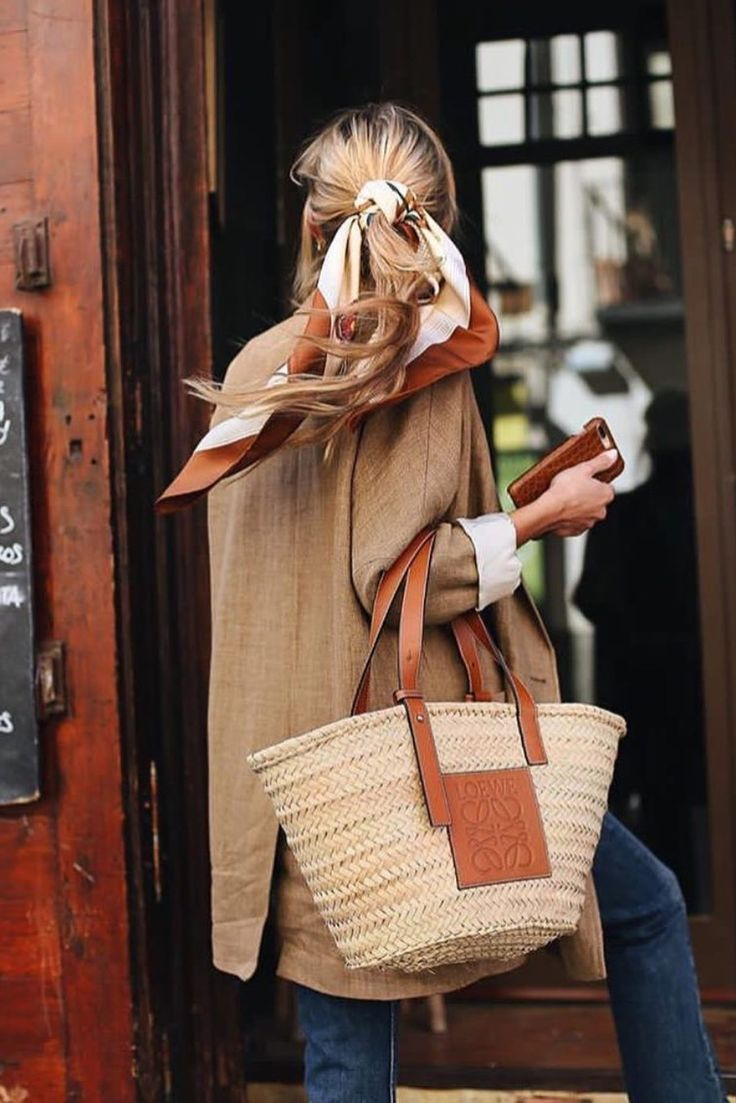 4 Chic Ways To Wear A Hair Scarf This Summer