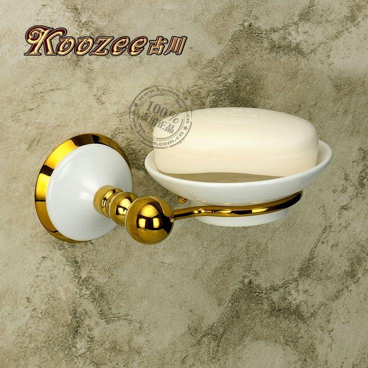 Дешевое Гу Chuanou типа титана золотые антикварные ванная мыльница мыльница мода керамическая мыльница полный меди ванной, Купить Качество Бамбуковые полы непосредственно из китайских фирмах-поставщиках:         Сегодняшняя сделка:       Фурукава Подлинная антикварная медь, титан золото полный горячий и холодный душ, смеси