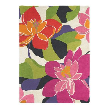 Scion Hand Tufted Wool Rug   Pink   Sizes Available   Big Brand Rug Sale @ The Home