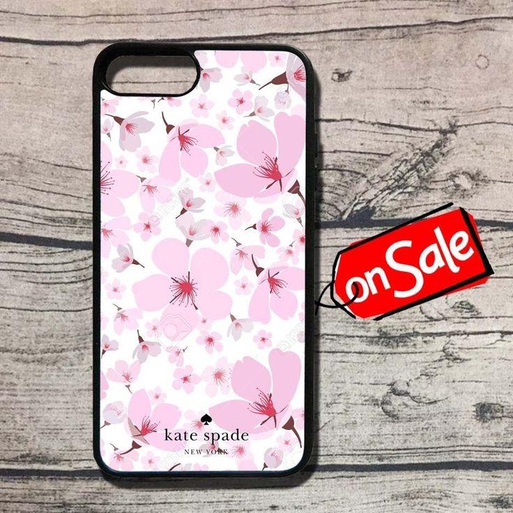 Best New KateSpade5 Sakura Flower Design iPhone case For iPhone 6 6s 7 7 8 8 + #UnbrandedGeneric #iPhonecustomecase #newdesigniPhonecase #iPhone5 #iPhone5s #iPhone6 #iPhone6s #iPhone6splus #iPhone7 #iPhone7plus  #newiPhonecase #iPhone8 #iPhoneX