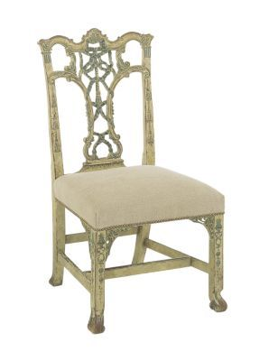 Emma Side Chair From The Thomas Ou0027Brien Collection By Hickory Chair  Furniture ...