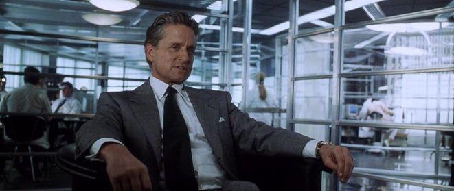 """Майкл Дуглас в роли Николаса Ван Ортона, """"Игра"""" / Michael Douglas, """"The Game"""" (реж. Дэвид Финчер, США, 1997) #игра #дуглас #финчер #фильм"""
