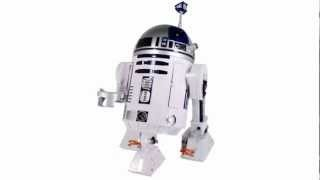 Star Wars Interactive R2D2: interactive r2d2, via YouTube.