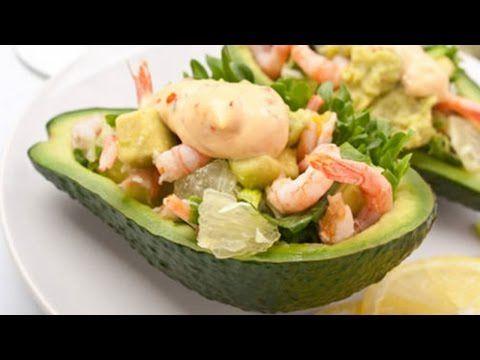 ensalada mariscos palmito - Google Search