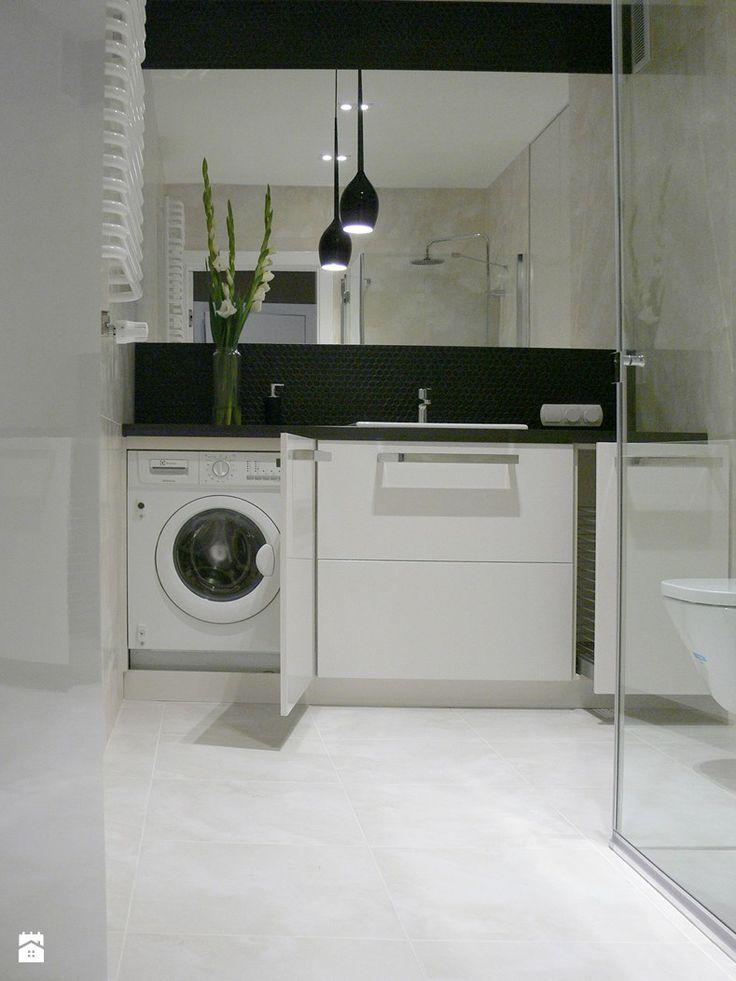 Łazienka styl Nowoczesny - zdjęcie od pracownia-wnetrza