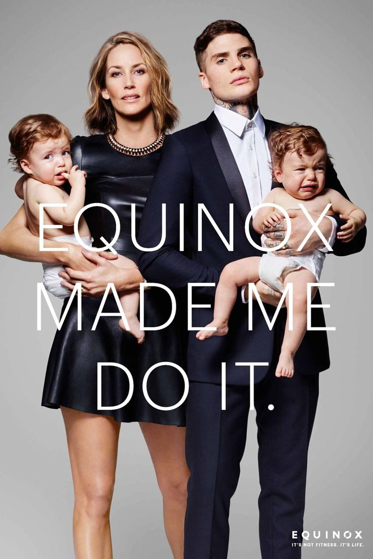Fitness brand Equinox is not afraid to broach controversial topics. And with its 2016 campaign, the brand has tapped fashion photographer Steven Klein to shoot seven scenarios with themes like sexuality, breastfeeding, activism and spirituality. Related: See 10 Controversial Magazine Covers Using the tagline 'Commit to Something', model Lydia Hearst can be seen breastfeeding two …