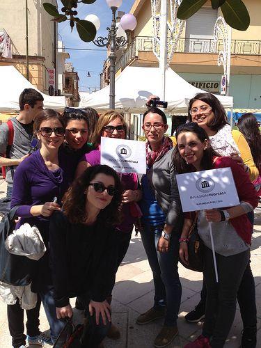 #invasionidigitali #Ruffano, #Puglia