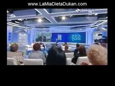 """[1/3] Pierre Dukan ospite a """"Porta a porta"""" (puntata del 31/05/2011)"""