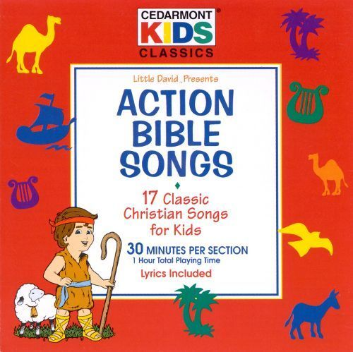 Action Bible Songs [CD]