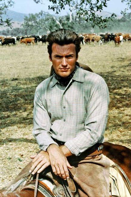 Rowdy Yates  aka Clint Eastwood
