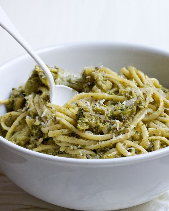 The Best Broccoli Pasta | Big Girls Small Kitchen