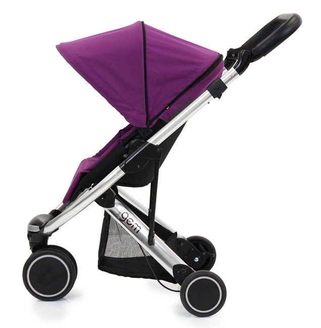 BabyStyle Oyster Gem - tiny buggy with reversible seat, toddler seat, carrycot and travel system!