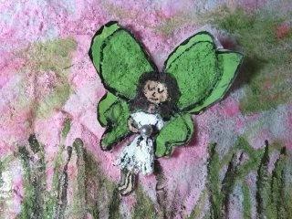 Dryer Sheet Fairy
