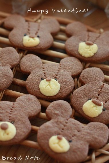 Happy Valentine's Day! 今朝は子供たちとジャッキーのクッキーを作って、さっそくパパとお友達にプレゼントを配り終えました♪ ...