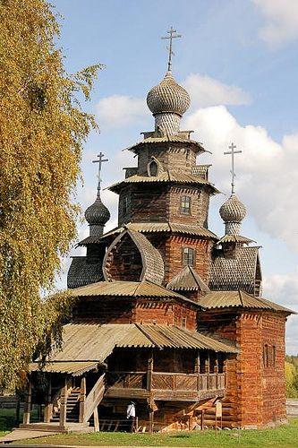Church of Resurrection, Suzdal | Museum of Wooden Architectu… | Flickr