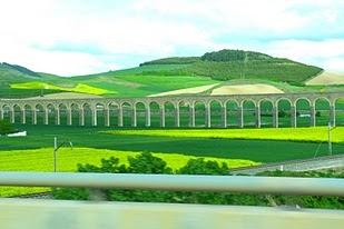 Acueducto Romano camino a Pamplona. Sin photoshop!