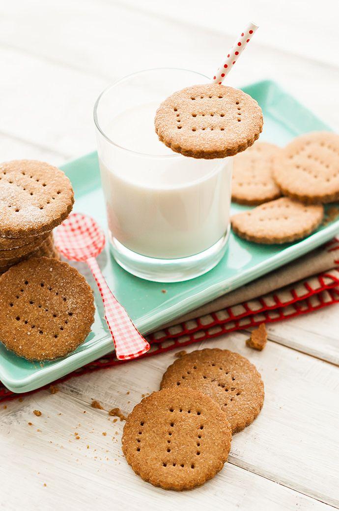 Homemade Graham Cracker Recipe