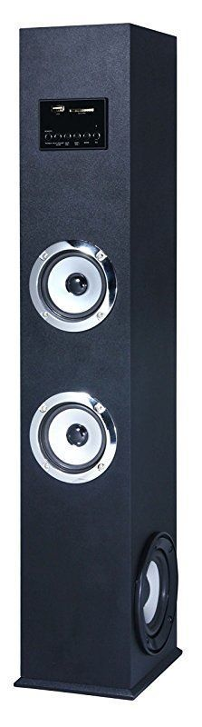 Craig Electronics CHT973 2.1 Channel Tower Speaker System with Bluetooth Wireles #CraigElectronics