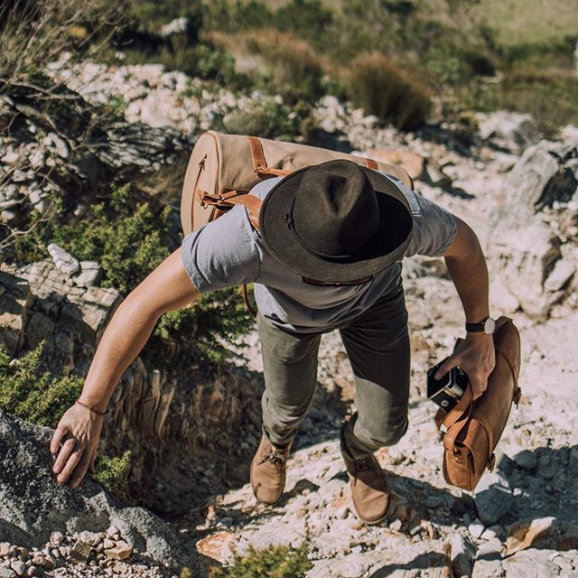 Adventure can be anywhere. www.burgundycollective.com