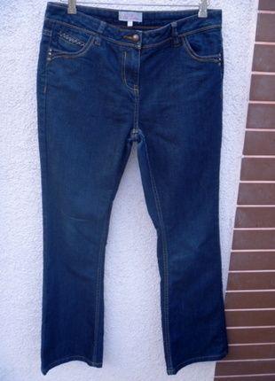Kup mój przedmiot na #vintedpl http://www.vinted.pl/damska-odziez/dzinsy/9926773-piekne-granatowe-jeansy-proste-basic