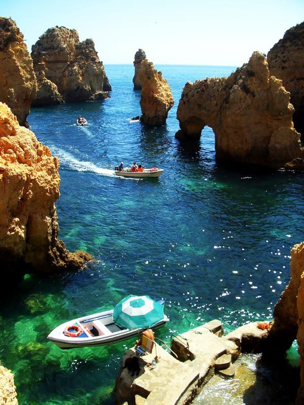 119.Ponda da Piedade – Algarve, Portugal (129 Places Worth Visiting Once in a Lifetime (part. 4))