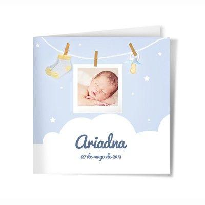 ¡Sorprende a tus invitados en el #bautizo del peque! #Recordatorios de bautizo personalizados con la foto del bebé, su nombre y el texto que desees.